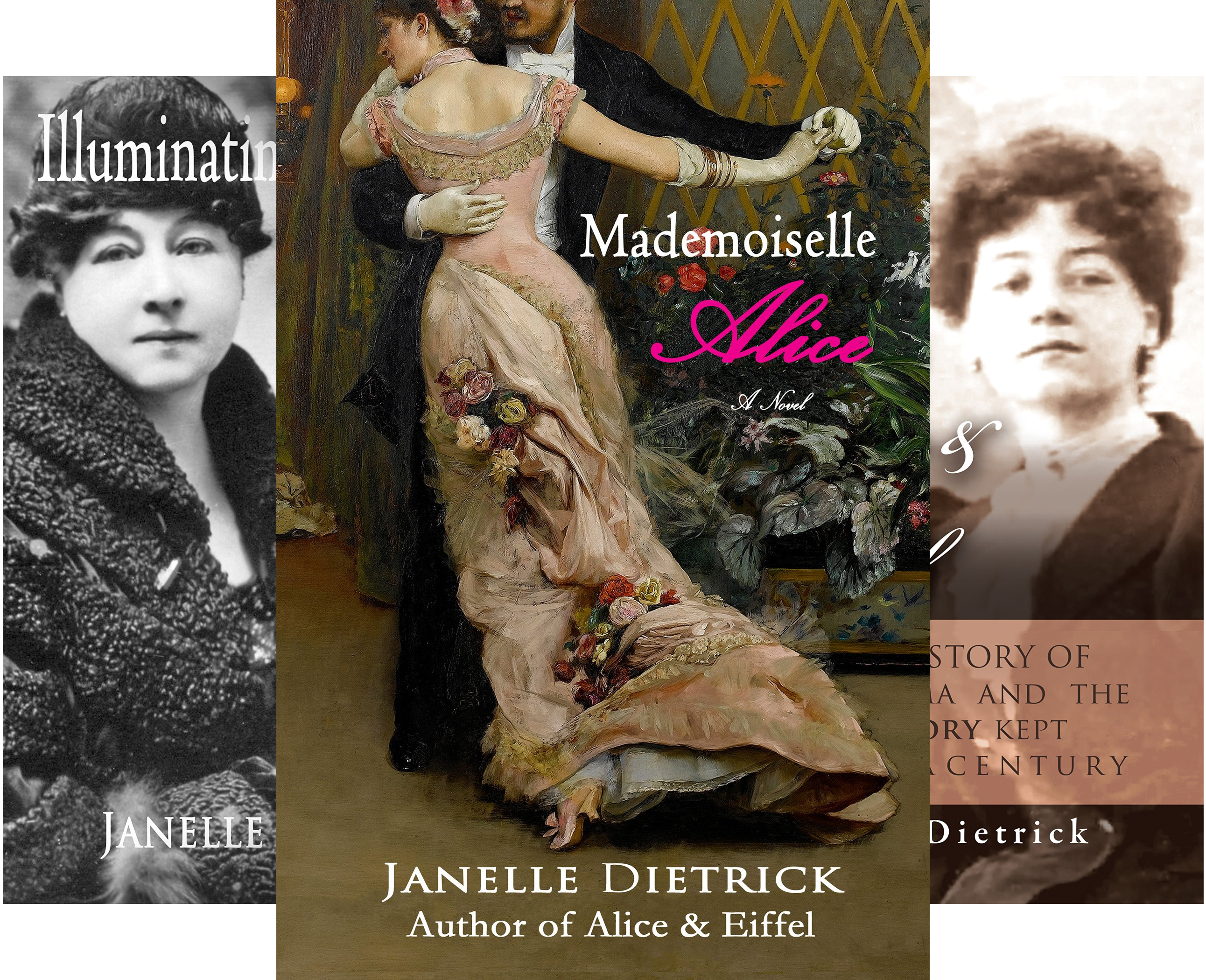 The Life and Work of Alice Guy Blaché (3 Book Series)