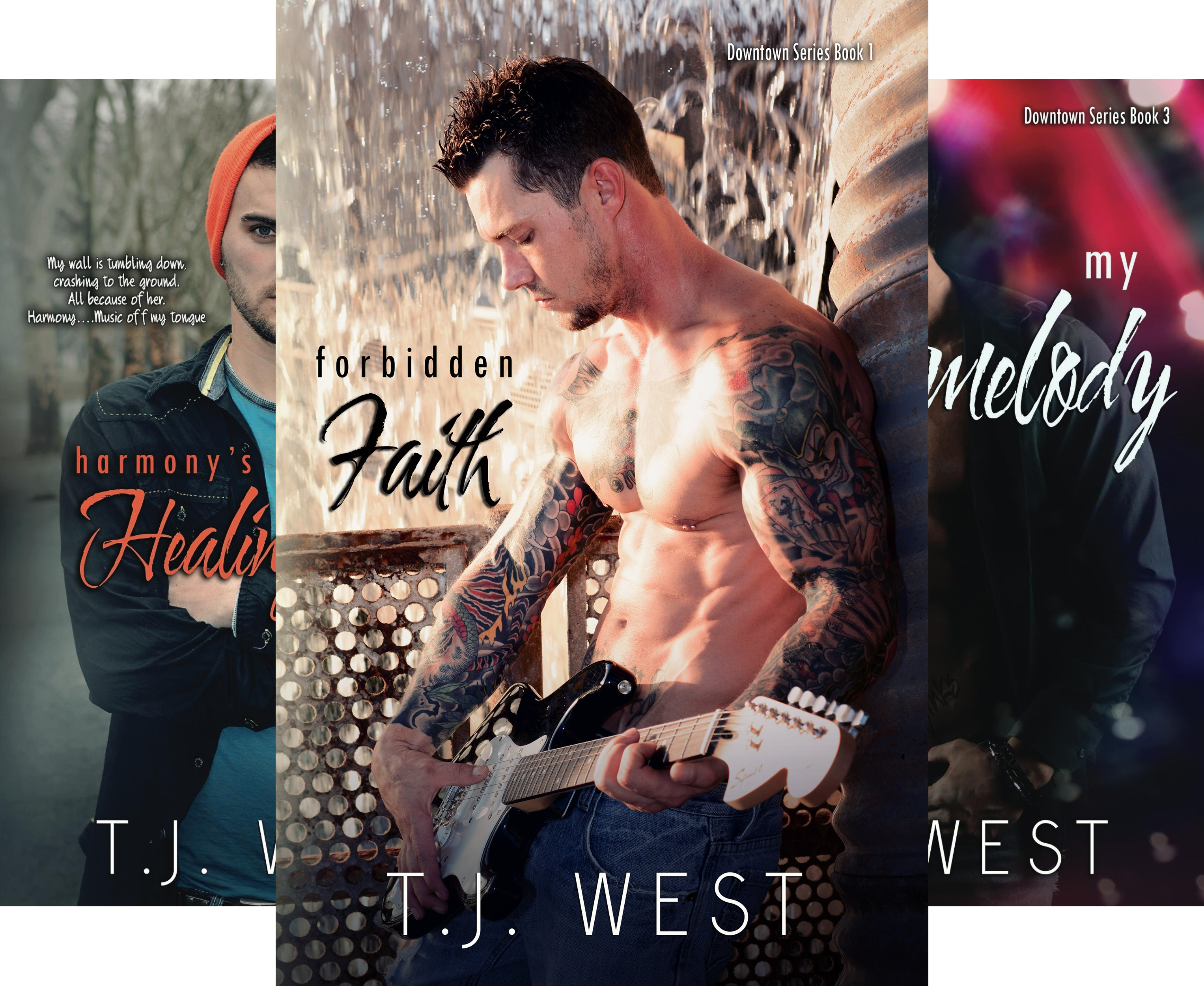 The Downtown Series (5 Book Series)