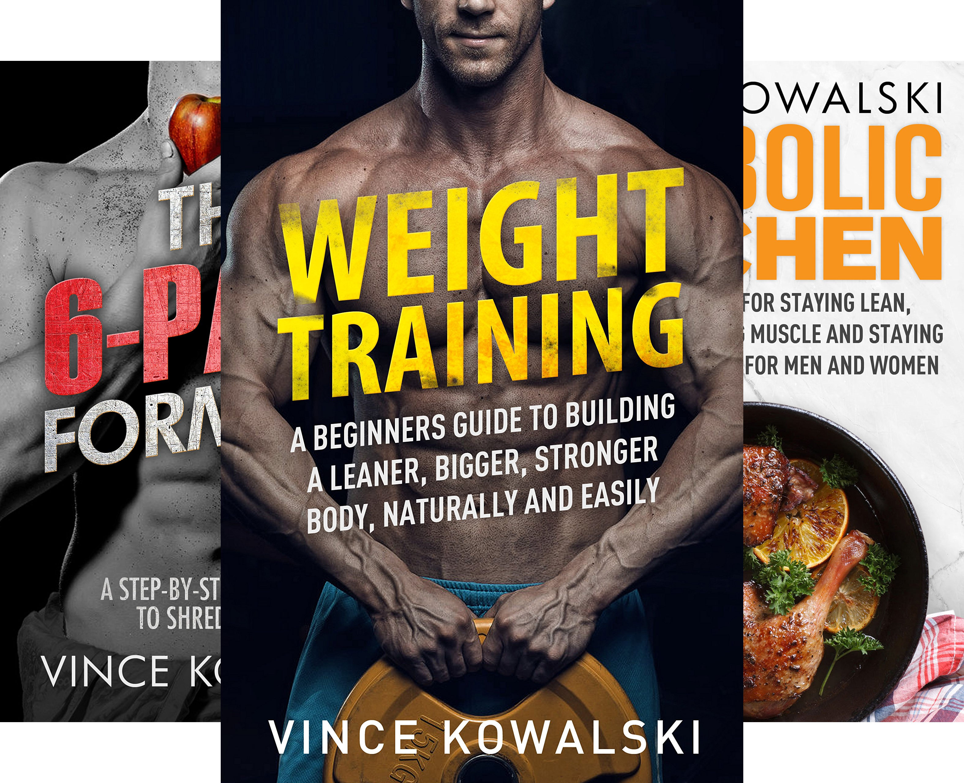 The Bigger Leaner Stronger Muscle Series (4 Book Series)
