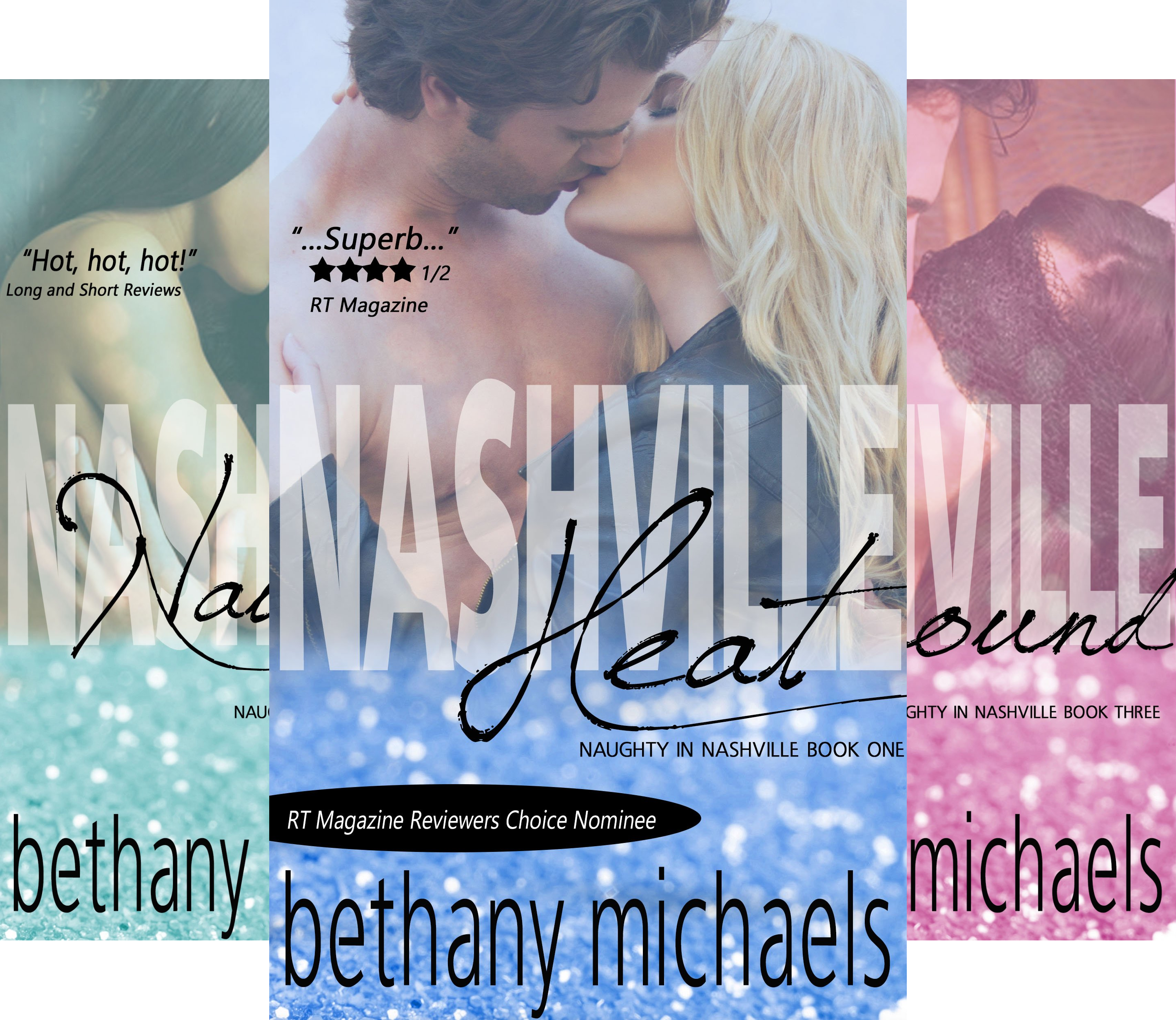 Naughty in Nashville (6 Book Series)