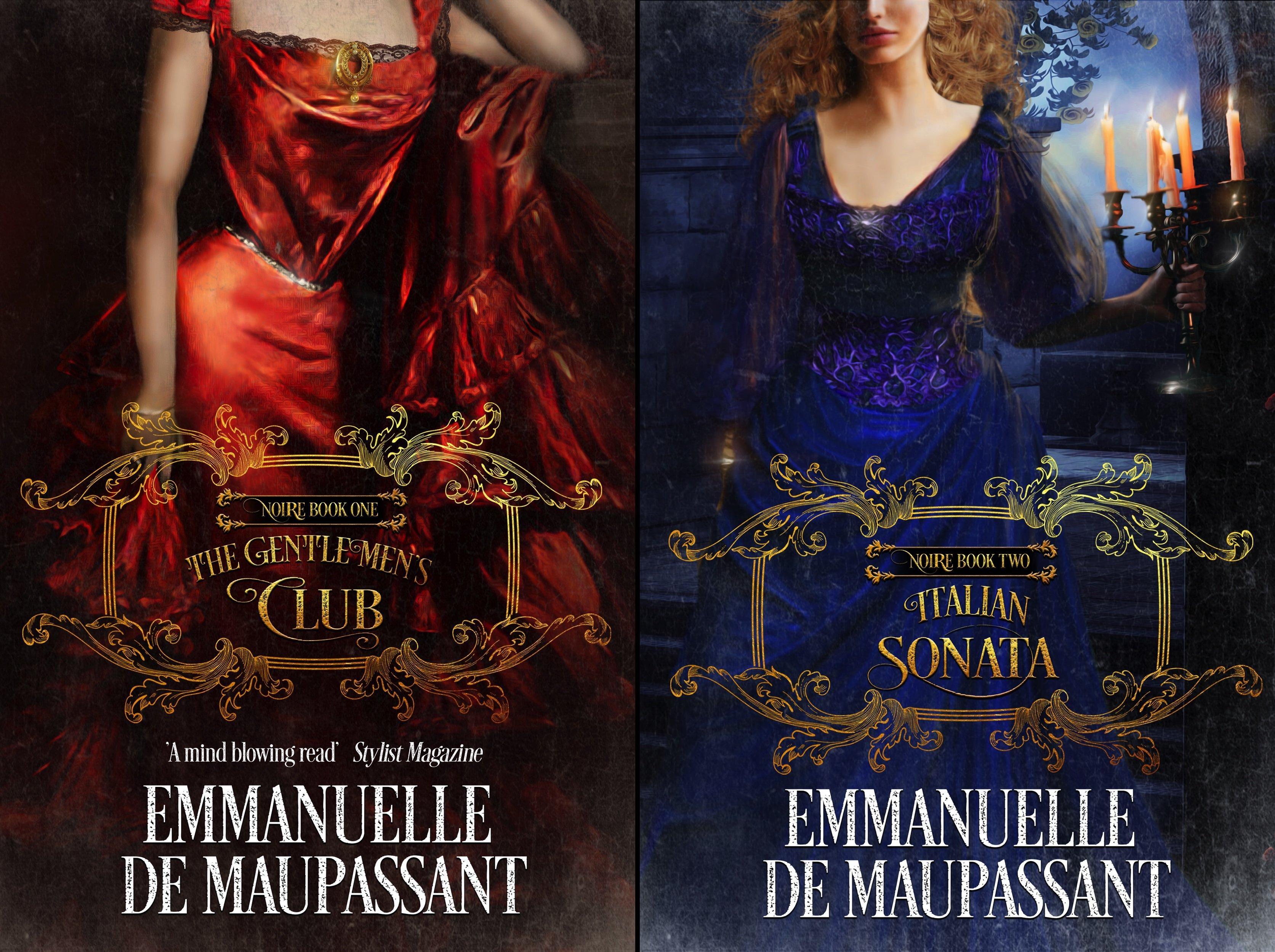 Noire Series (2 Book Series)