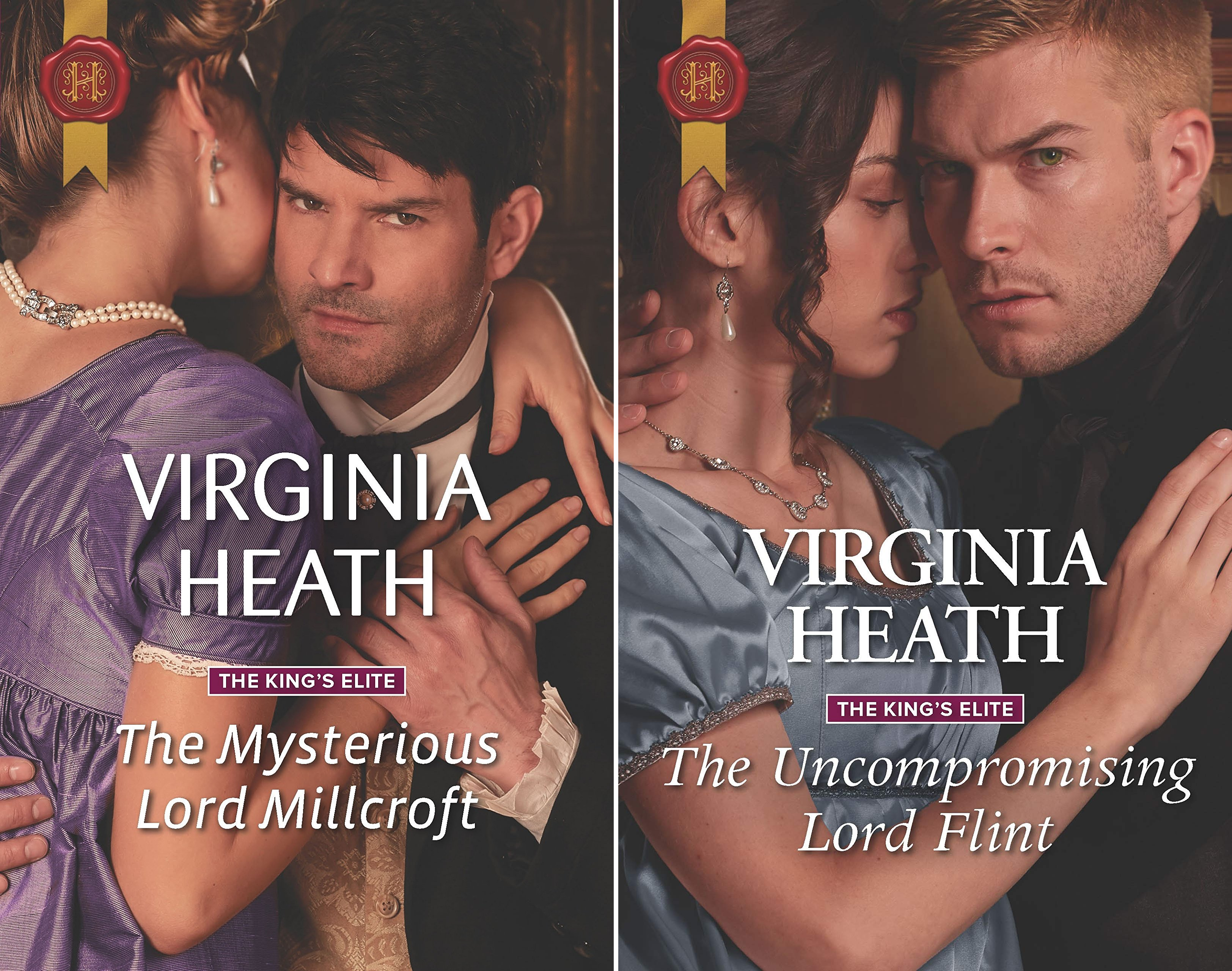 The King's Elite (3 Book Series)