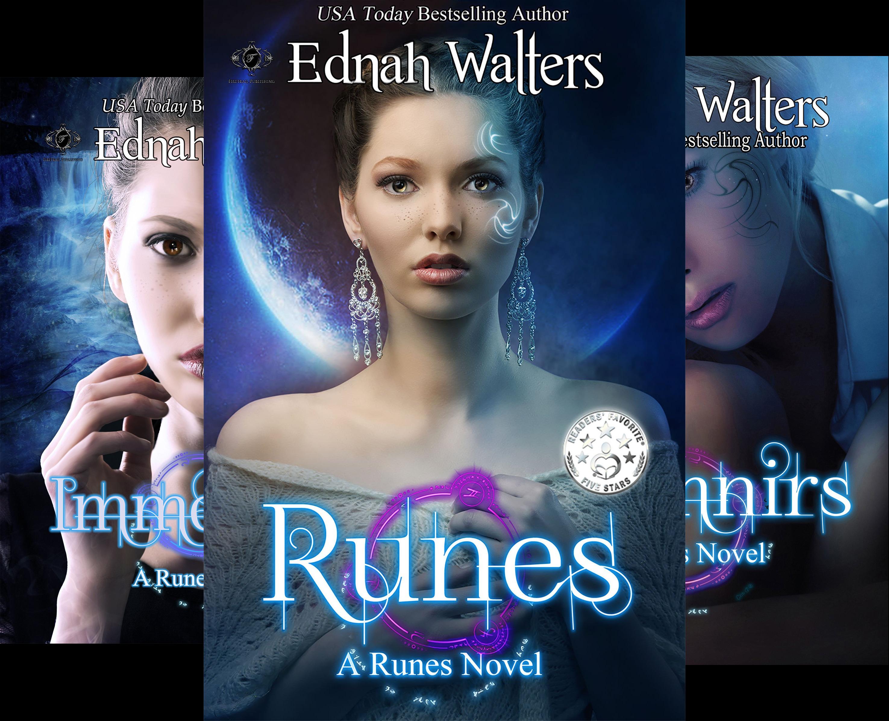 Ednah Walters - Runes Series (6 Book Series)