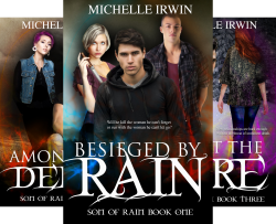 Son of Rain (4 Book Series) by  Michelle Irwin