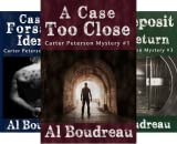 Carter Peterson Mystery Series (5 Book Series)