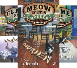 Nick and Nora Mysteries (3 Book Series) by  T.C. LoTempio