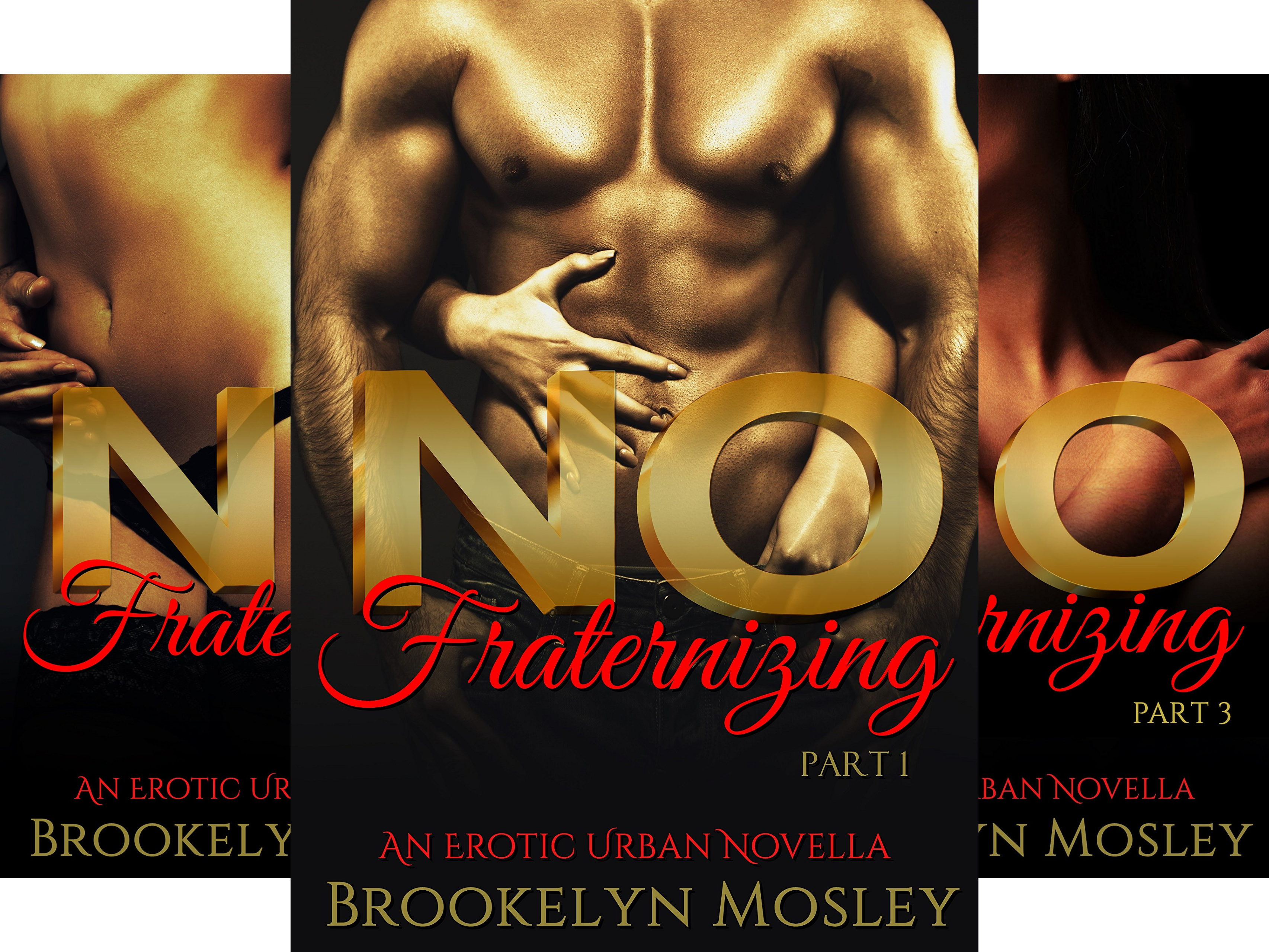 Books : No Fraternizing (3 Book Series)