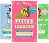 Comfort Cakes Cozy Mysteries (5 Book Series)