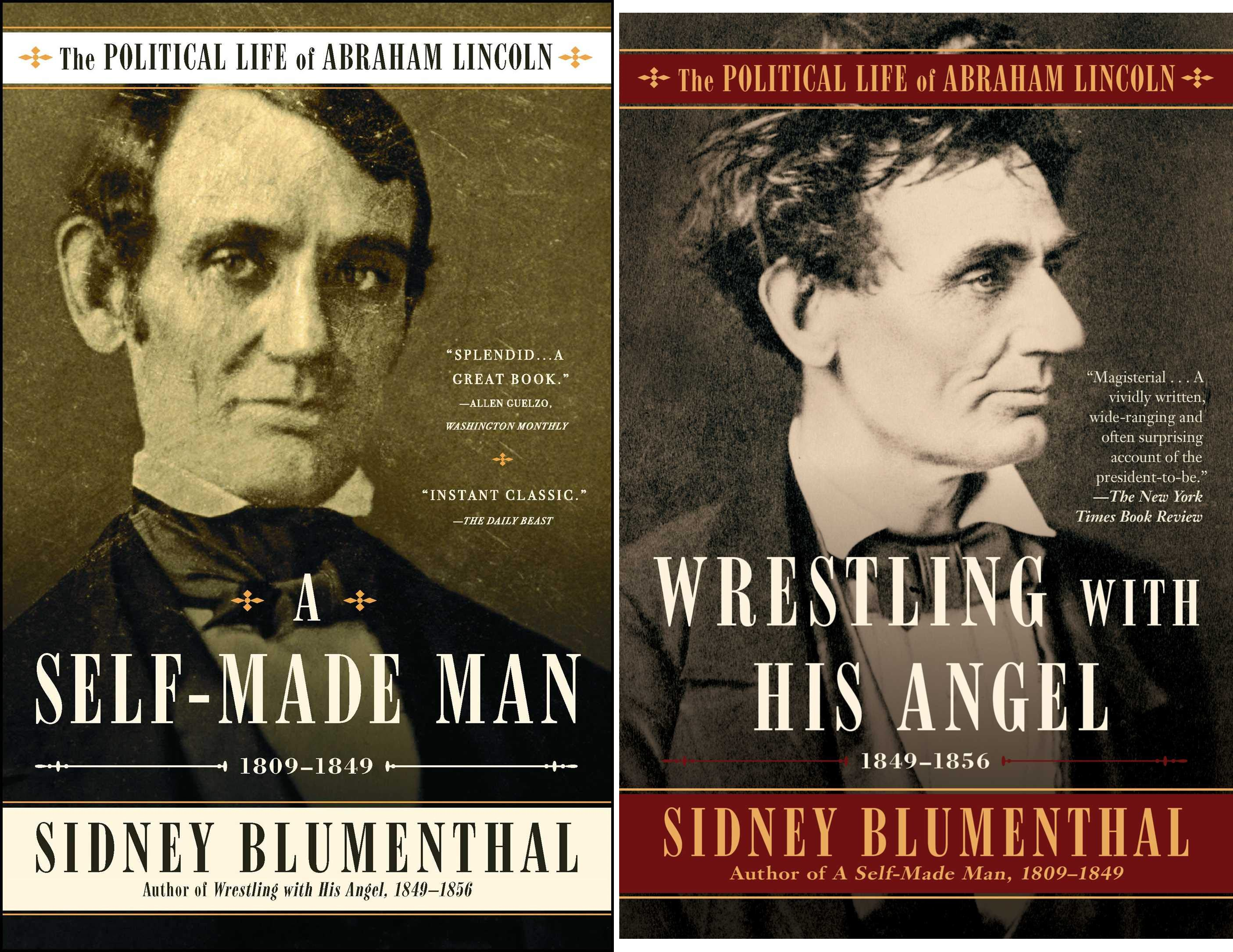 The Political Life of Abraham Lincoln (2 Book Series)