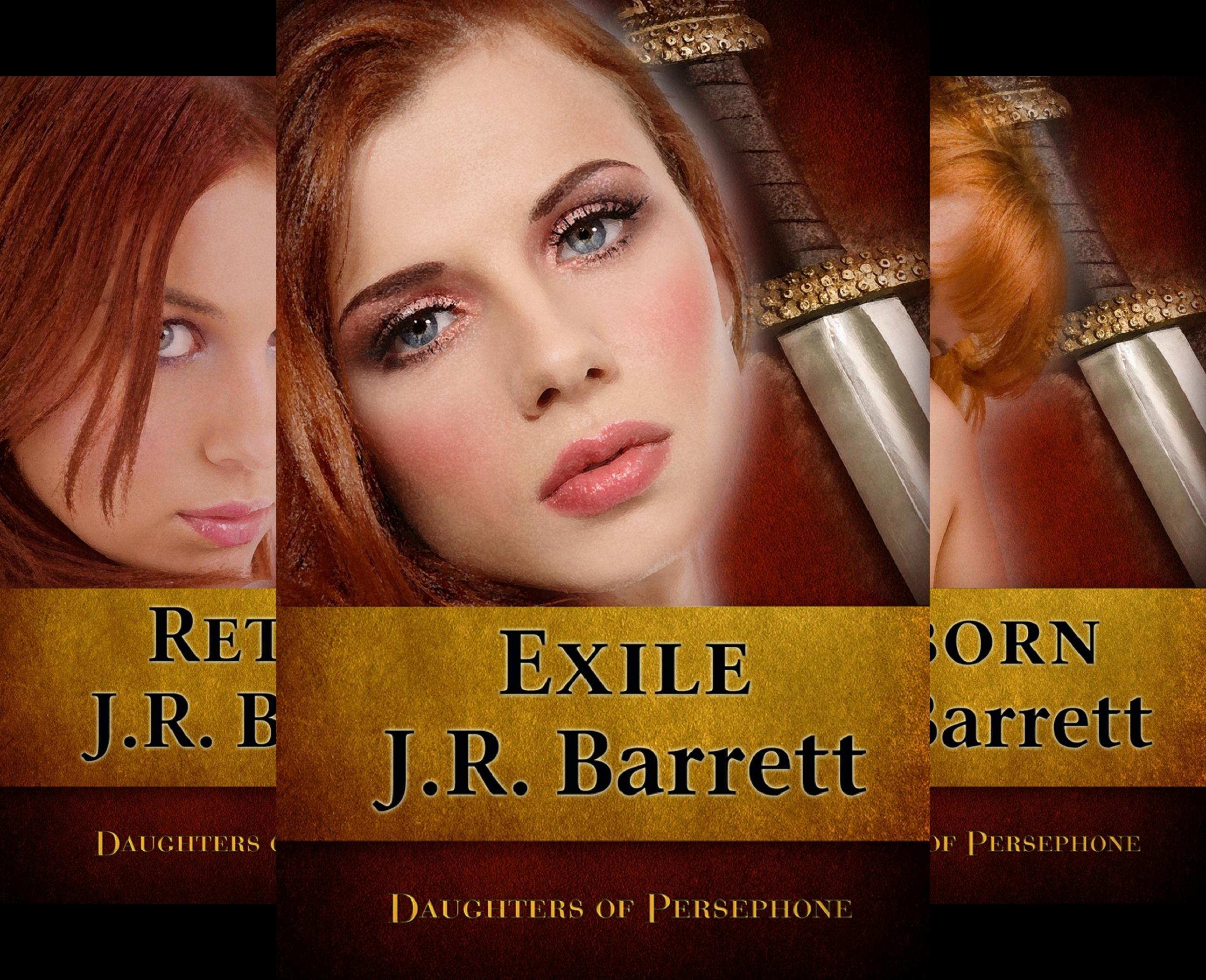 Daughters of Persephone (4 Book Series)