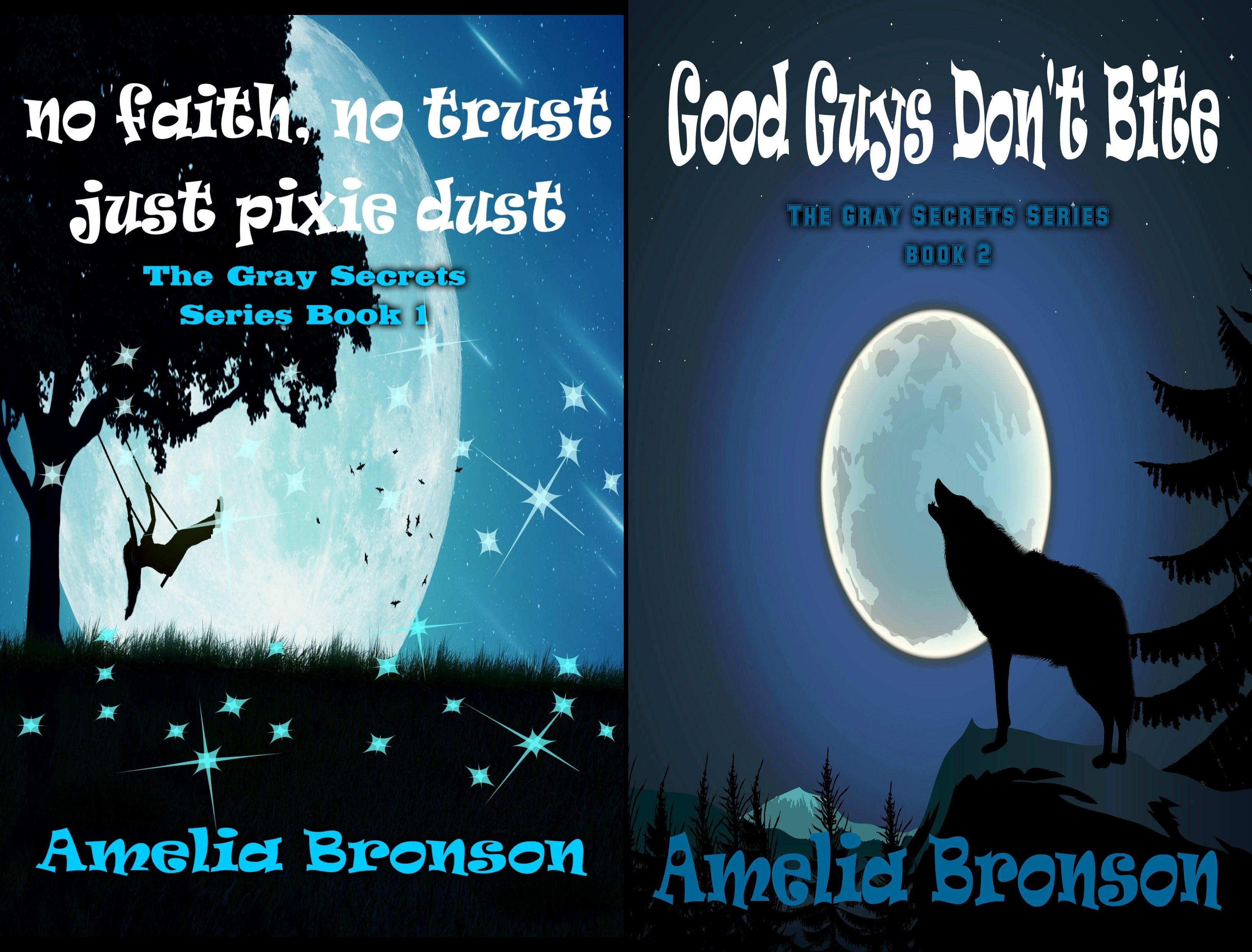 The Gray Secrets Series (2 Book Series)