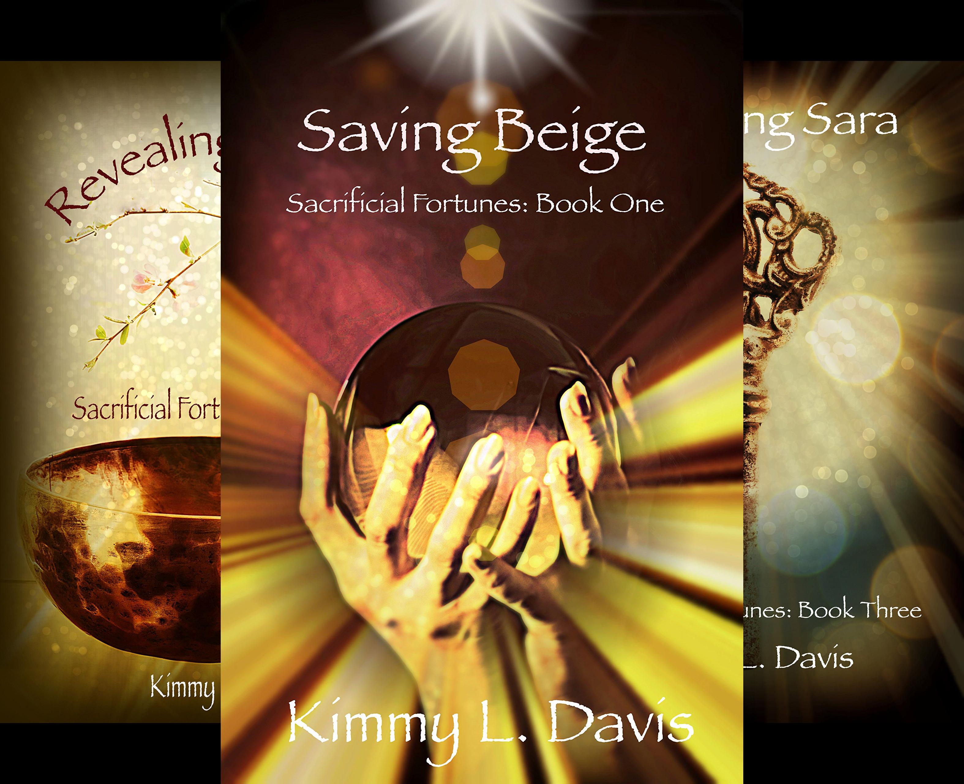 Sacrificial Fortunes Paranormal Romance Series (3 Book Series)