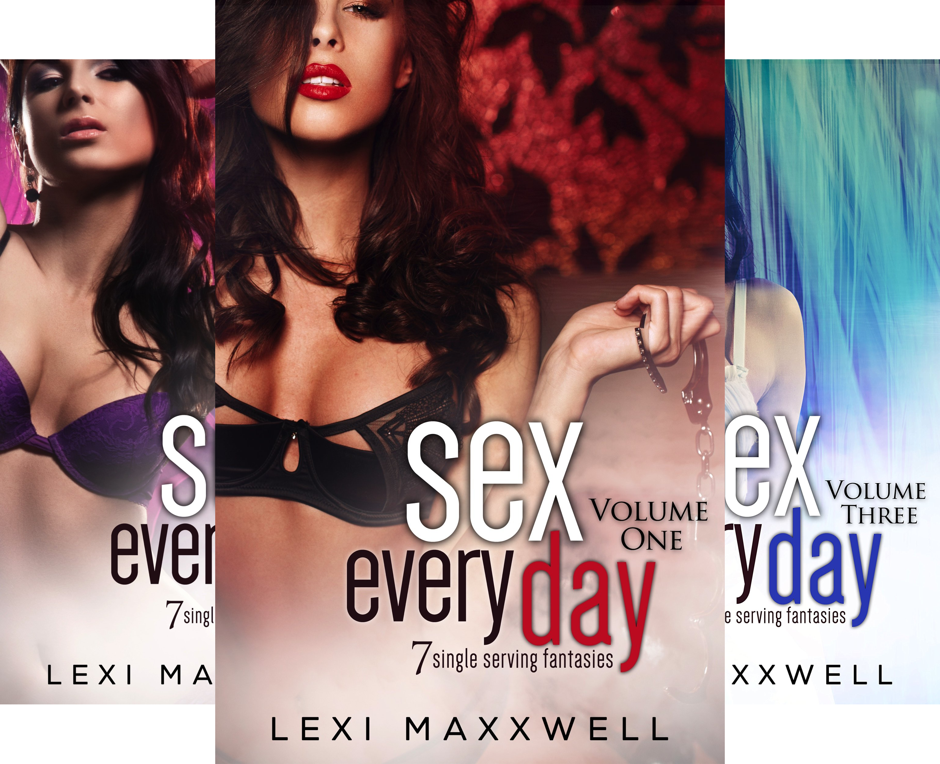 Sex Every Day (4 Book Series)