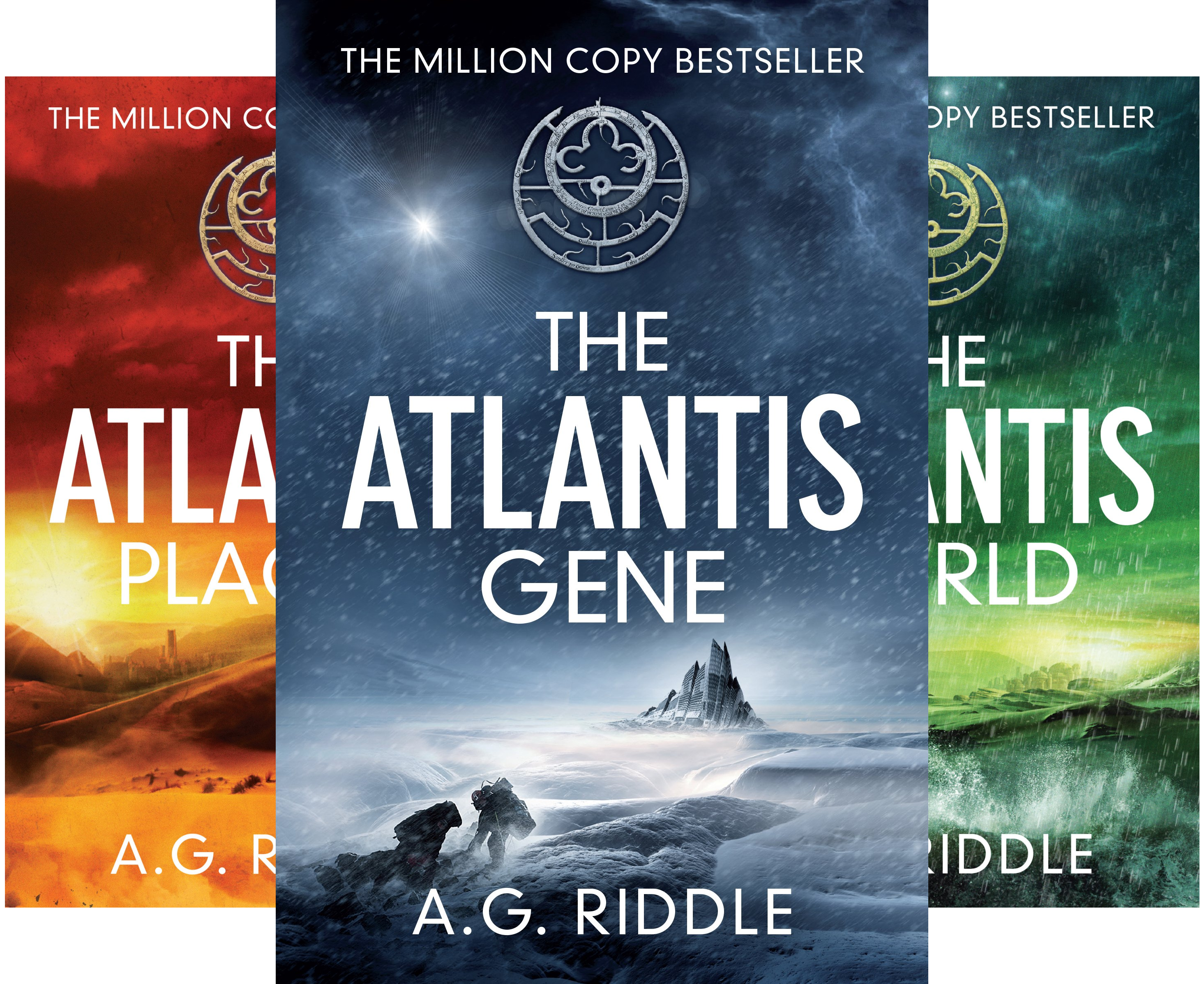 The Origin Mystery (3 Book Series)