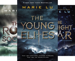 Image result for the young elites trilogy