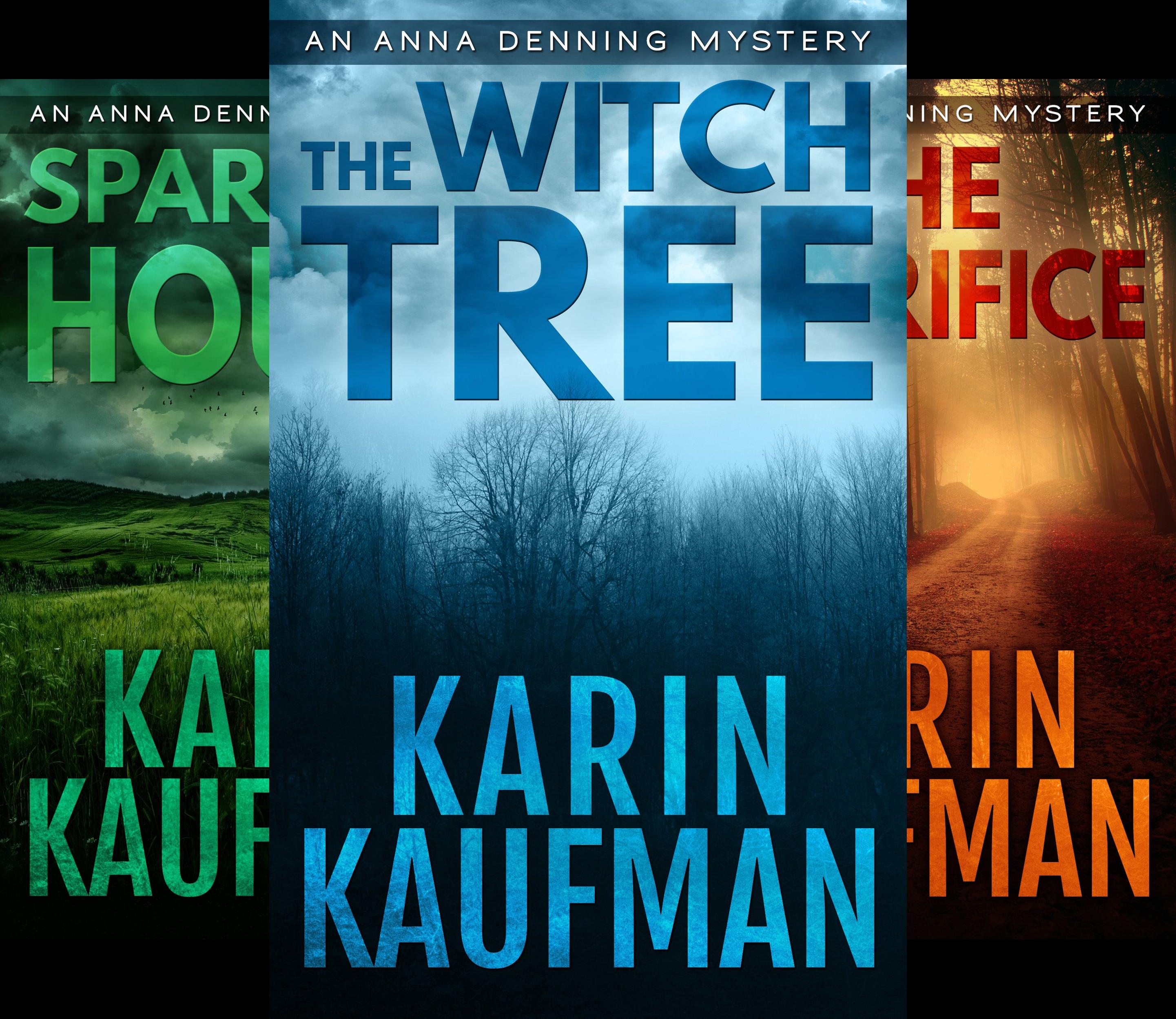 Anna Denning Mystery (5 Book Series)