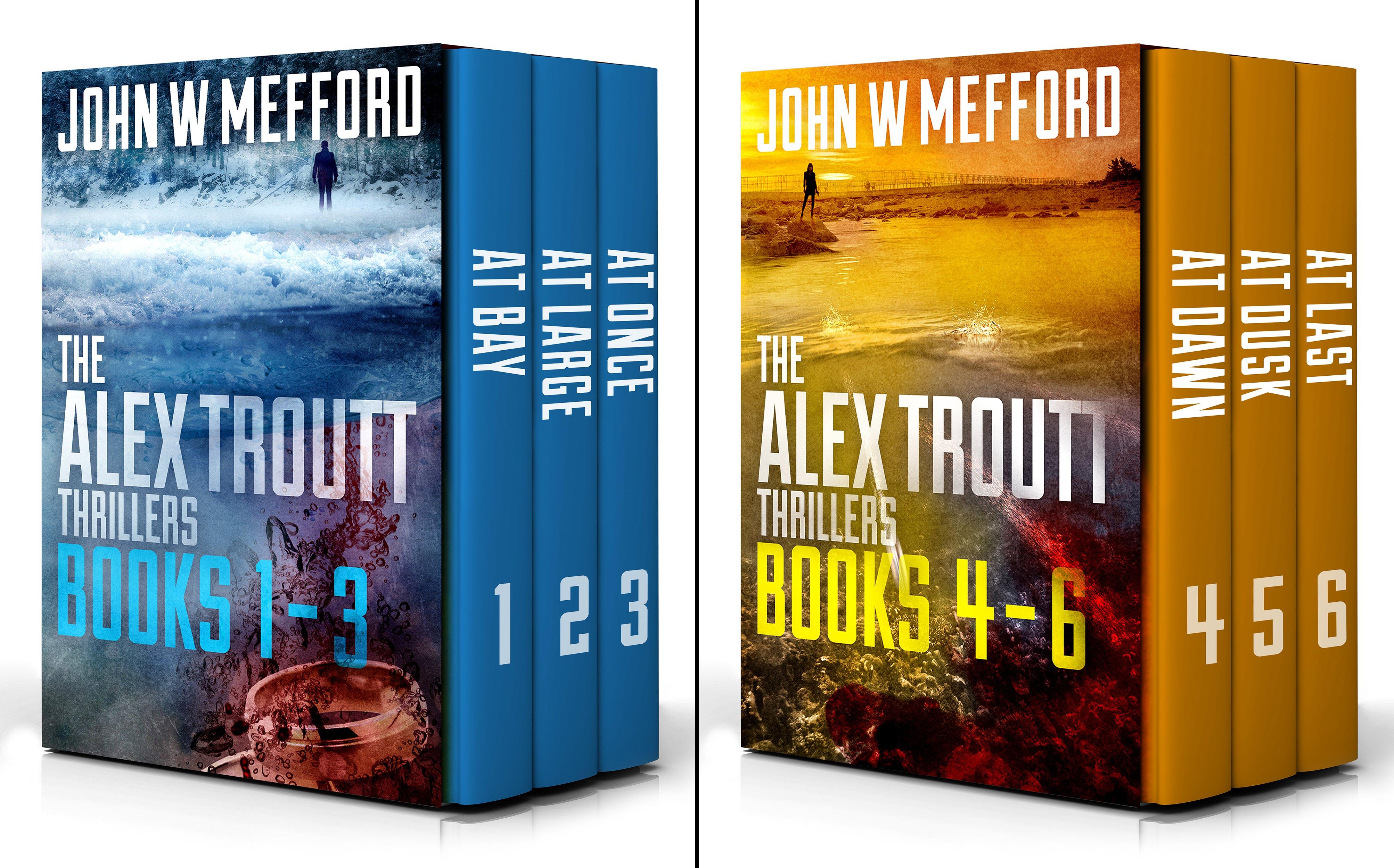 Redemption Thriller Series Box Set (2 Book Series)