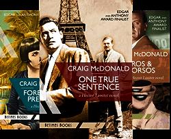 Hector Lassiter Series (10 Book Series) by  Craig McDonald