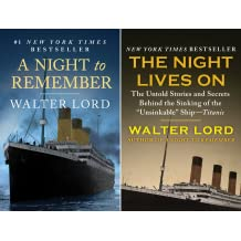 The Titanic Chronicles (2 Book Series)