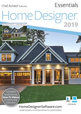 Home Designer Essentials 2019