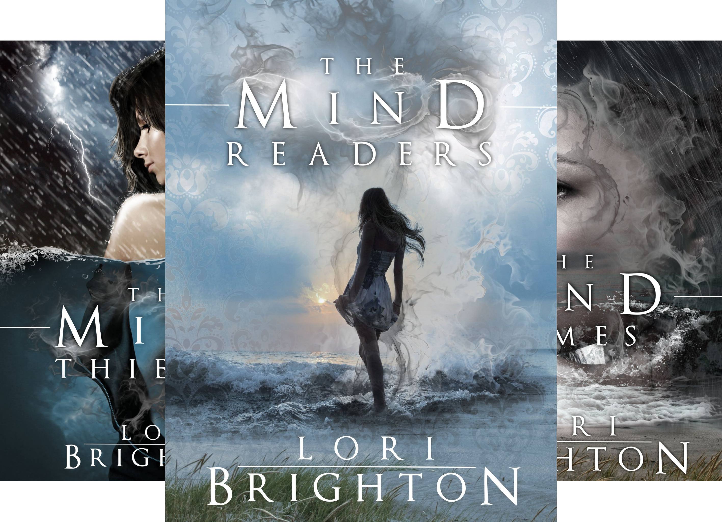 The Mind Readers (4 Book Series)