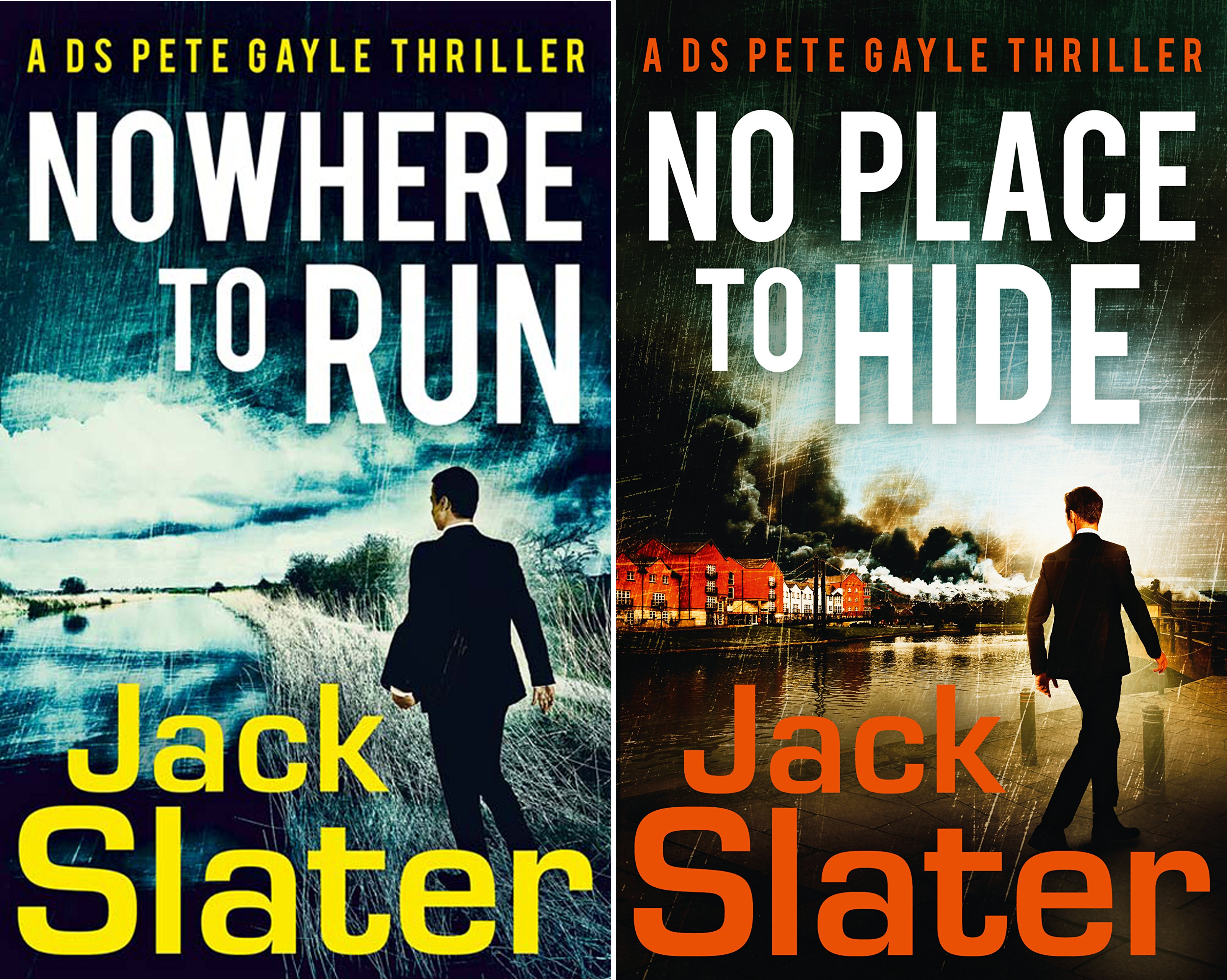 DS Peter Gayle Thriller Series (3 Book Series)