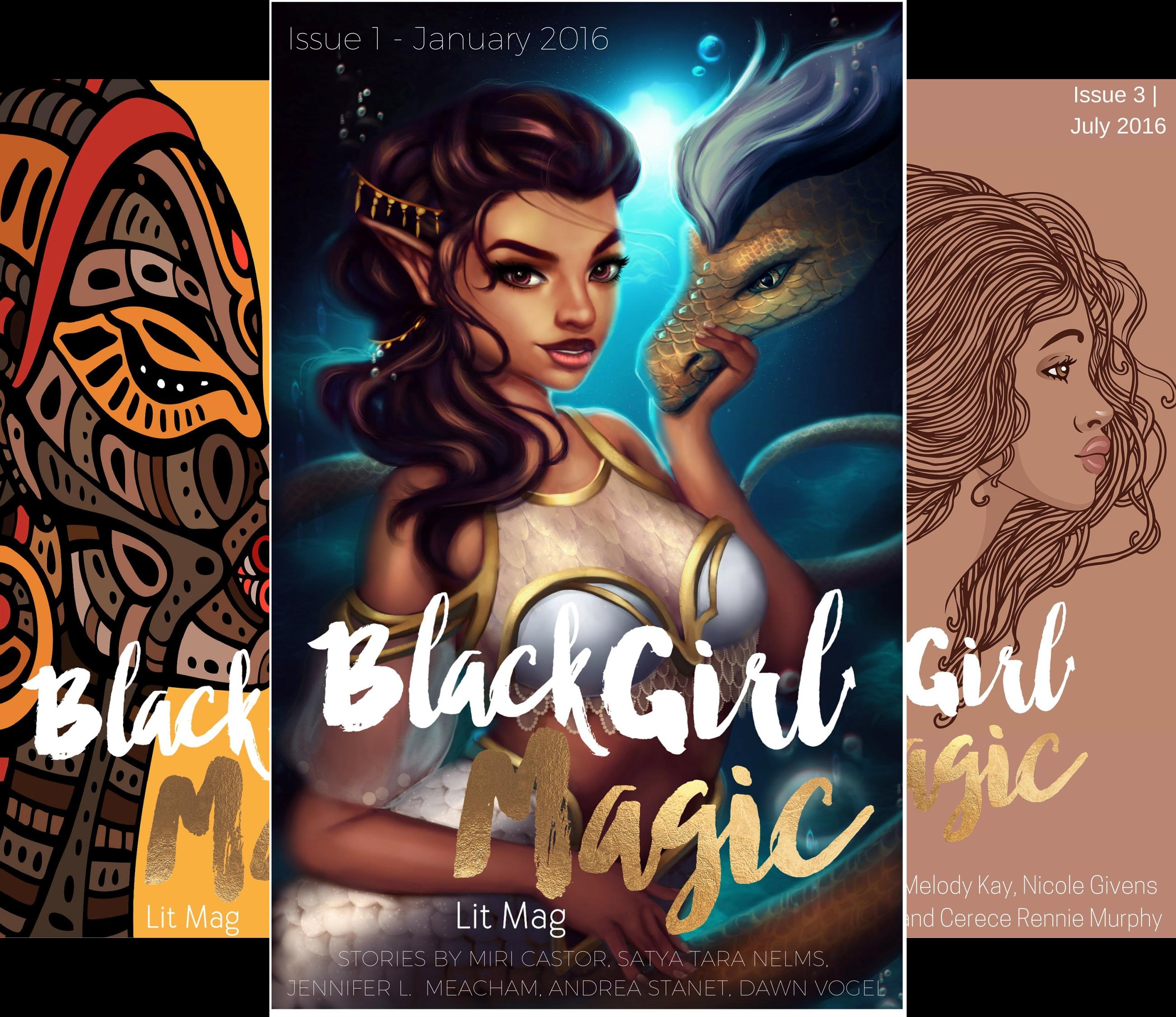 Black Girl Magic Lit Mag (5 Book Series)