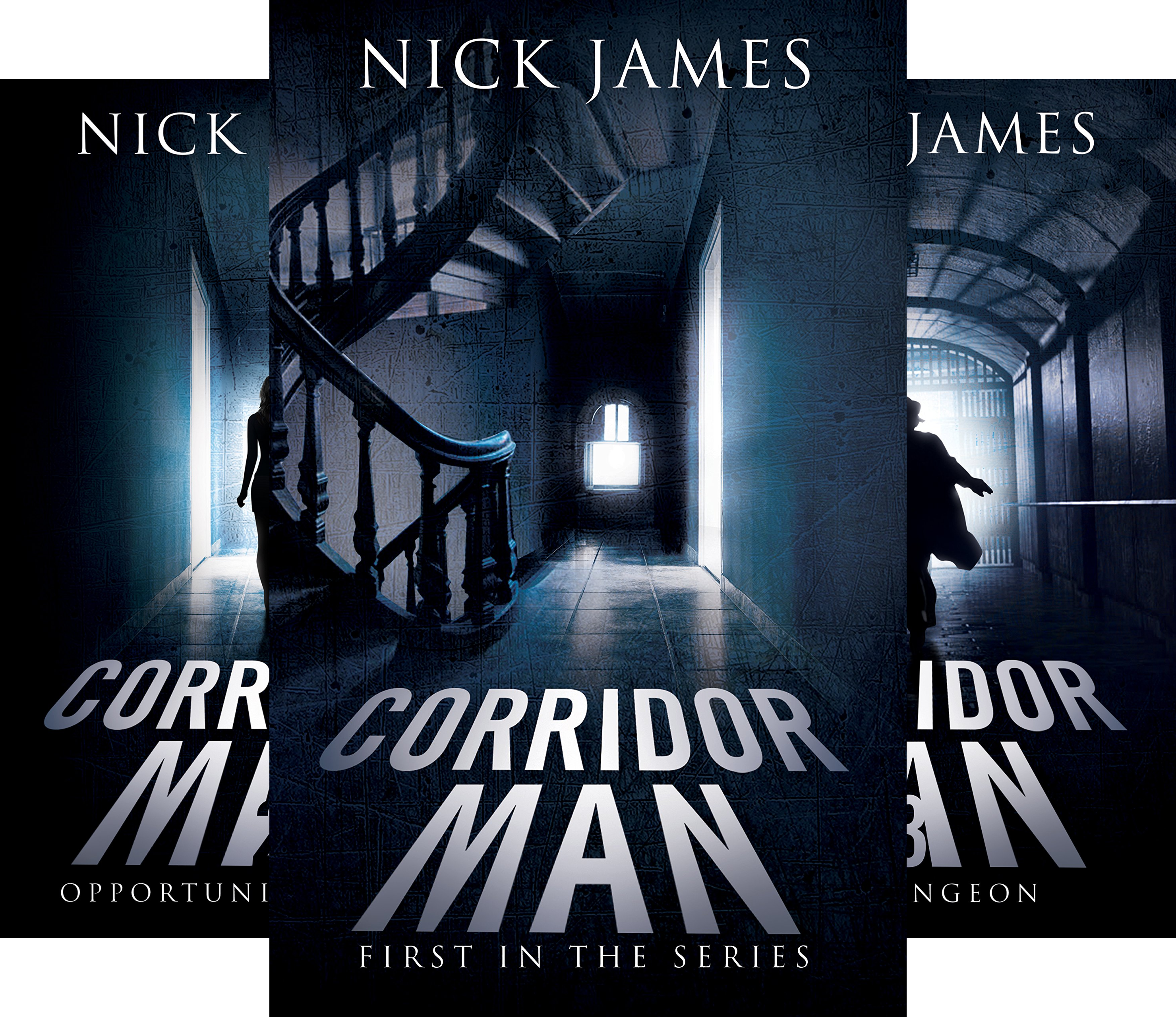 Corridor Man (7 Book Series)