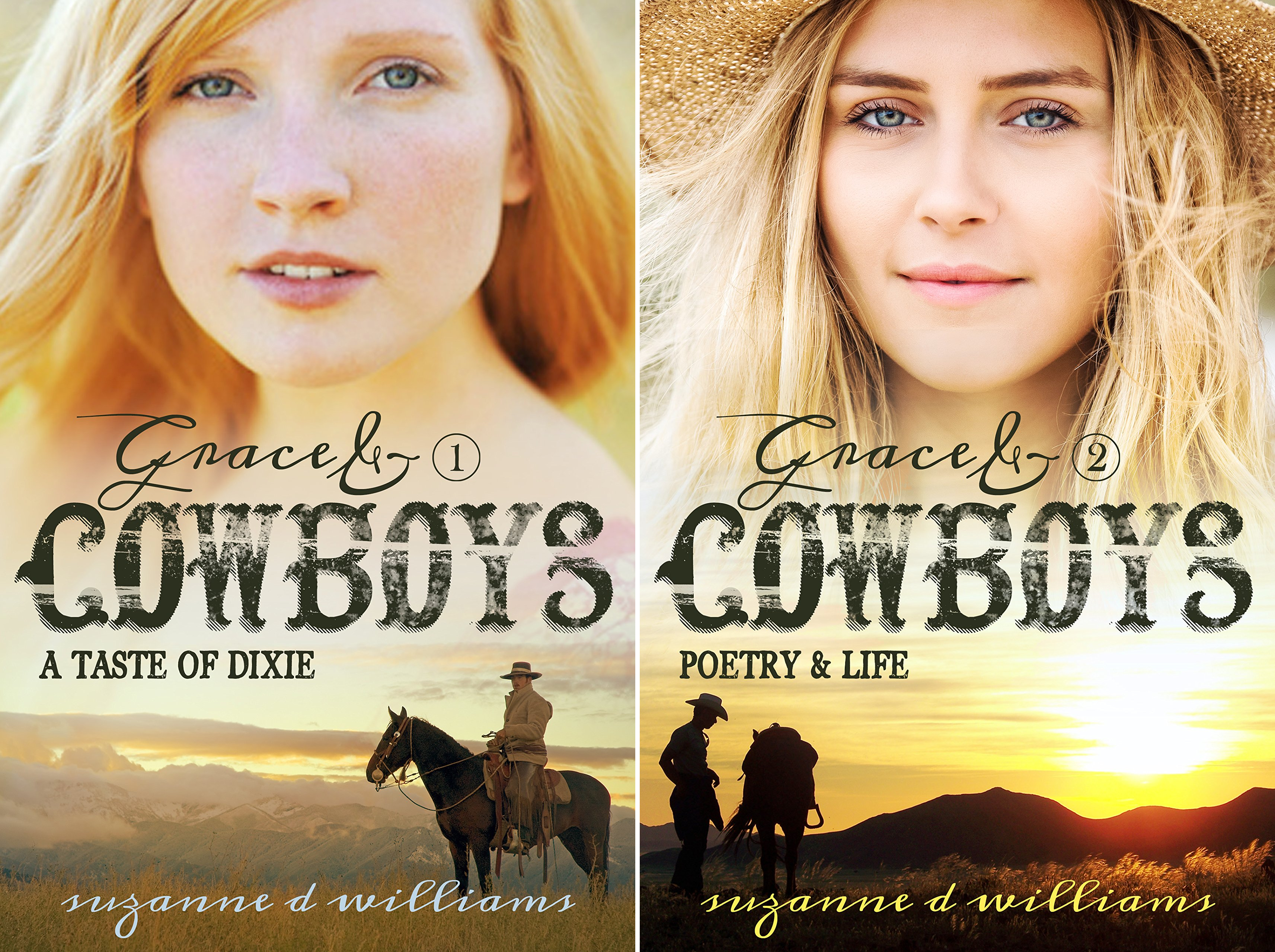 Grace & Cowboys (2 Book Series)