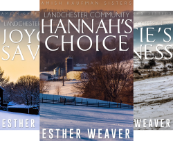 Landchester Kaufman Sisters Series 4 Book By Esther Weaver