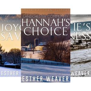 Landchester Kaufman Sisters Series 4 Book