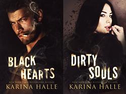 Sins Duet (2 Book Series) by  Karina Halle