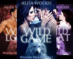 Wilding Pack Wolves (6 Book Series) by  Alisa Woods