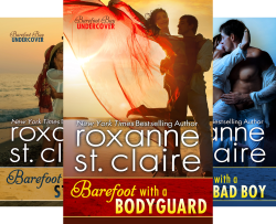 Barefoot Bay Undercover (3 Book Series) by  St. Claire, Roxanne