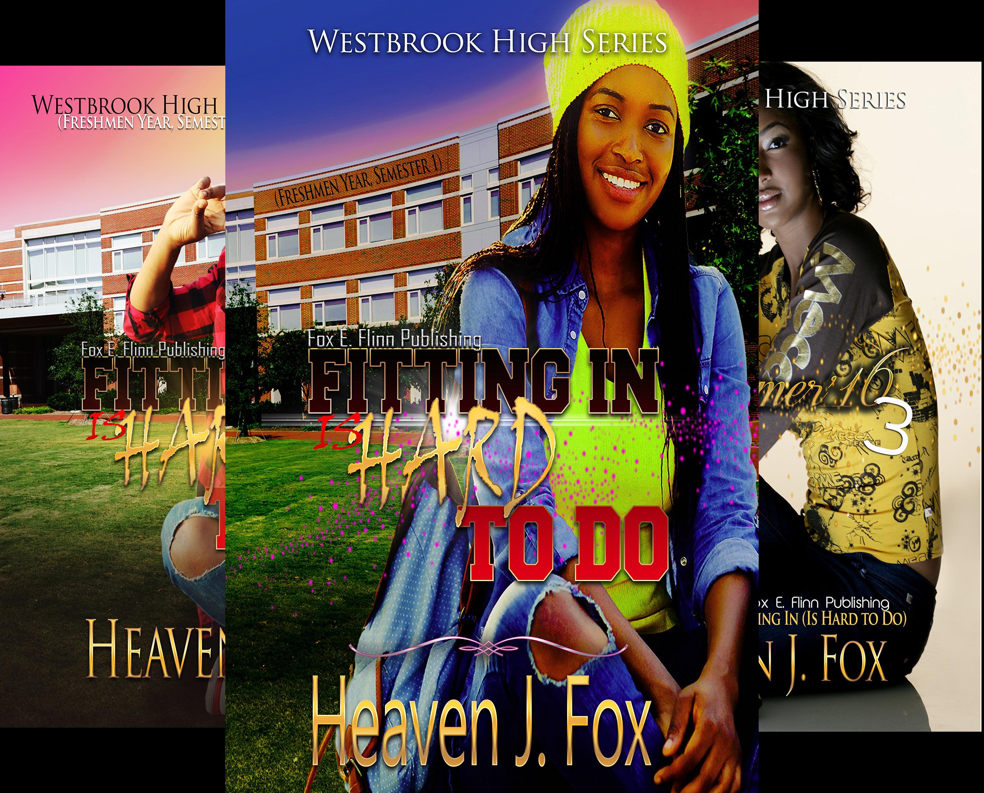 Westbrook High Series (3 Book Series)