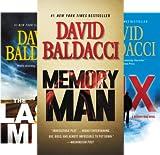 Memory Man series (3 Book Series)