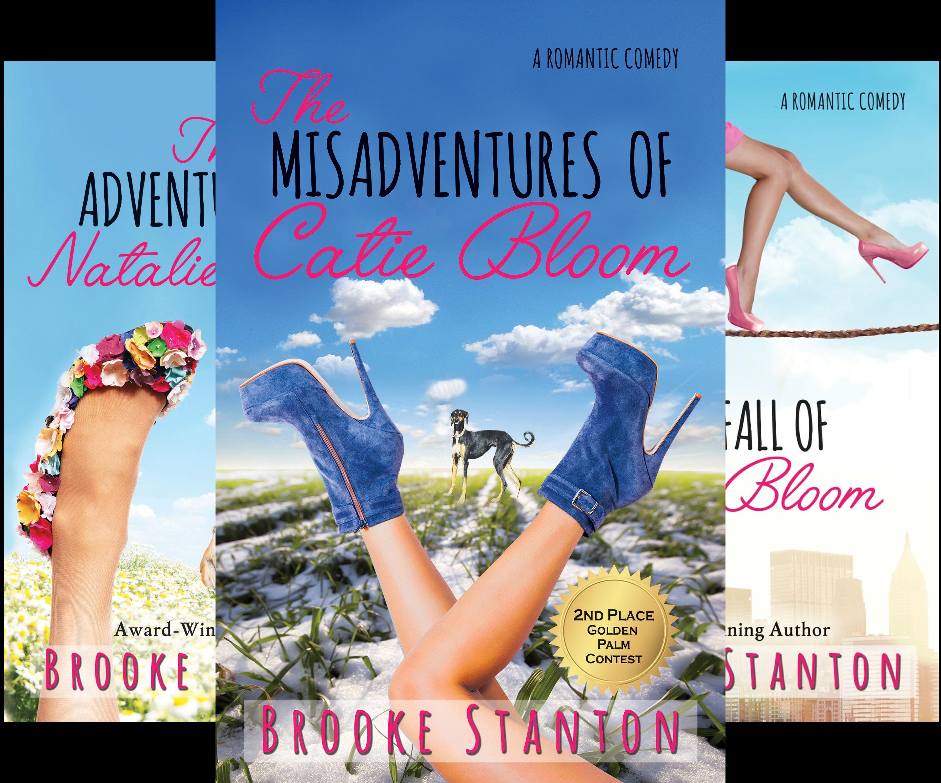 Bloom Sisters Romance Series (3 Book Series)