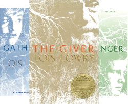 Giver Quartet (4 Book Series) by  Lois Lowry