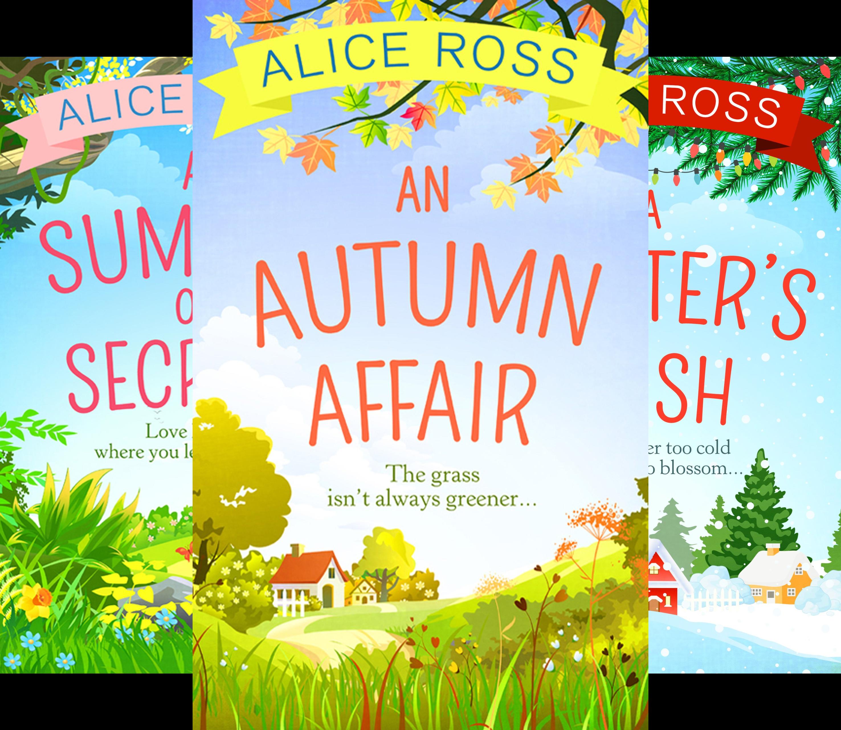 Countryside Dreams (3 Book Series)