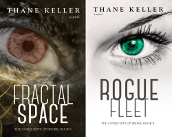 The Conquests of Brokk (2 Book Series) by  Thane Keller