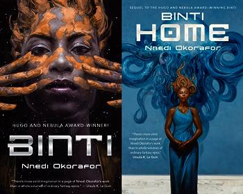 Binti Series by Nnedi Okorafor