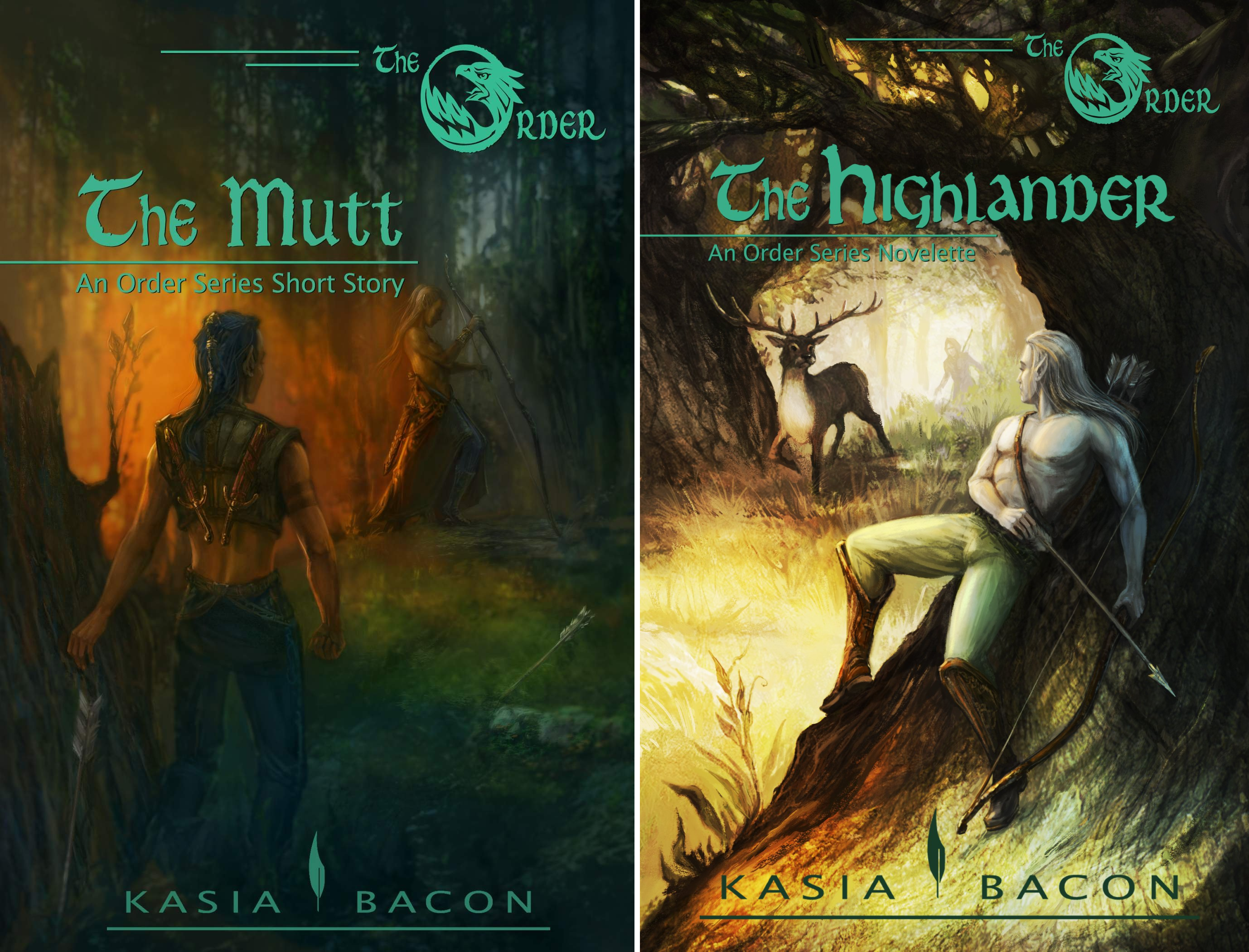 The Order (2 Book Series)