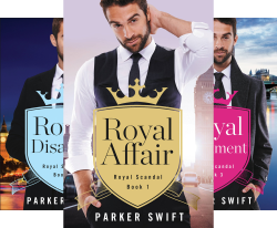Royal Scandal (3 Book Series) by  Parker Swift