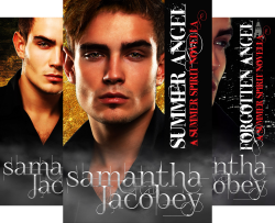 Summer Spirit Novellas (6 Book Series) by  Samantha Jacobey Samantha Jacobey