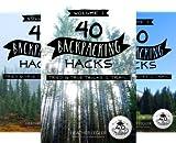 40 Backpacking Hacks (3 Book Series)