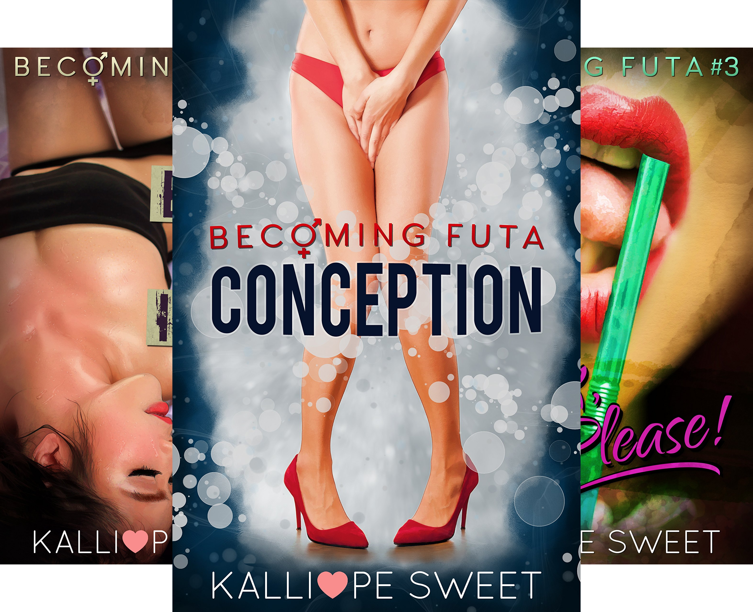 Becoming Futa (7 Book Series)