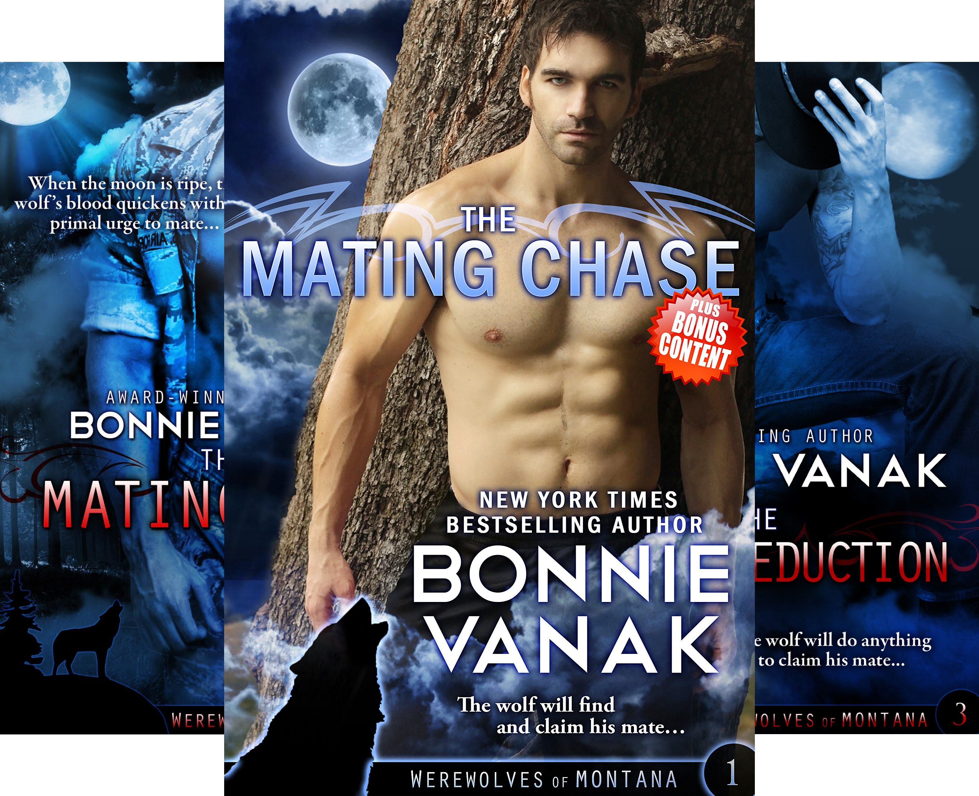 Werewolves of Montana (8 Book Series)