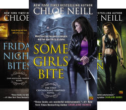 Chicagoland Vampires (14 Book Series) by  Chloe Neill