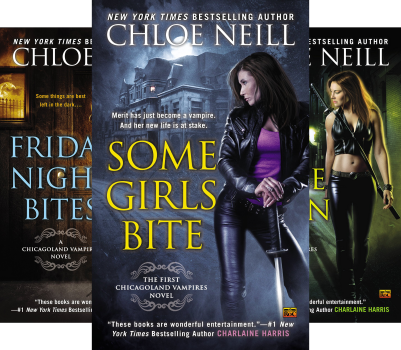 Chicagoland Vampires (Book Series) by Chloe Neill