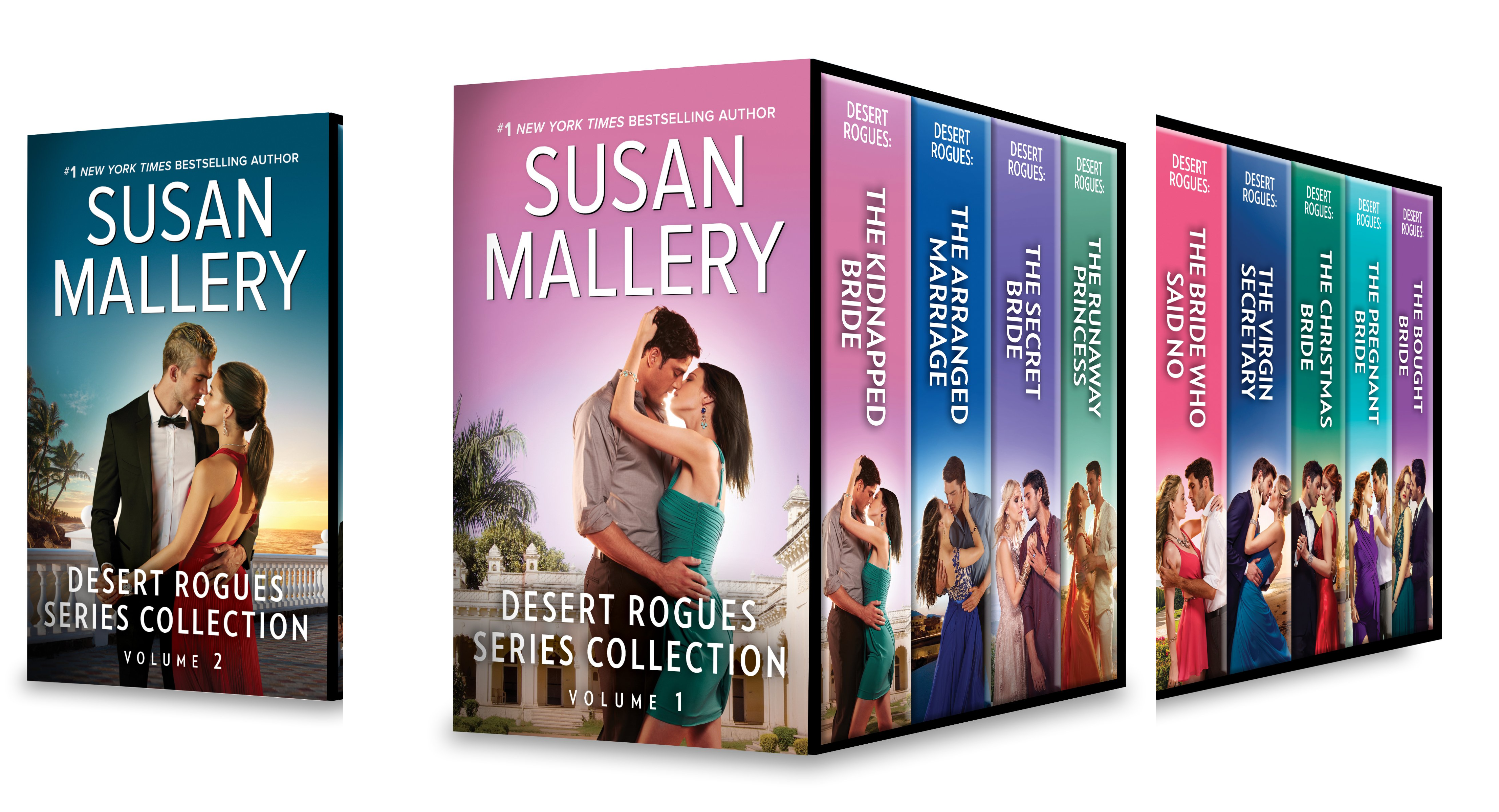 Best susan mallery desert rogues series collection